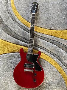 DWM Guitar Les Paul Junior Double Cut