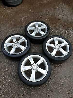 Wheel rim center caps SeatLogo 4x 63mm hub cap black//red 1P06601165 Ibiza Leon