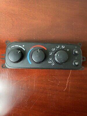 2003-2005 Dodge Ram 1500 2500 3500 A/C Control Temperature Panel Heater Heat