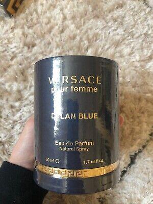 Versace Dylan Blue Pour Femme Eau de Parfum 50ml