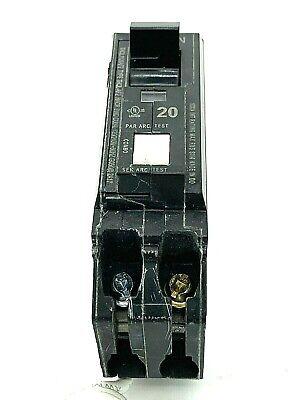 Ge Thql1120af2 20 Amp 1 Pole 120240vac Arc Fault Plug In Combination Breaker