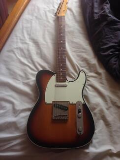 Fender Telecaster Guitar TL62B MIJ