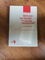 Methoden und Modelle der Literaturwissenschaft Baden-Württemberg - Bad Wildbad Vorschau