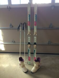 Ladies Ski Package For Sale