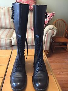 Mens RCMP motorcycle boots