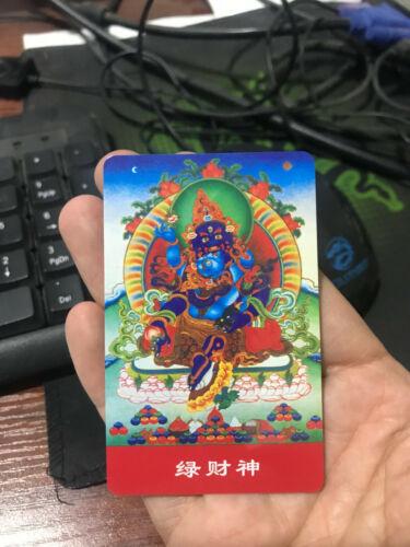 china hand made tangka card d001 hot