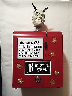 Twilight Zone Mystic Seer Replica -Only 600 Made First Edition Out Of Print
