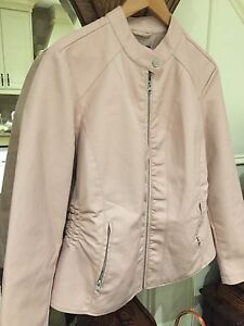 Jacket  --Faux Leather