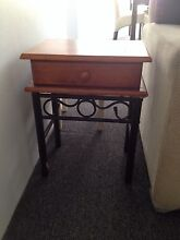 Bedside or side table Homebush West Strathfield Area Preview