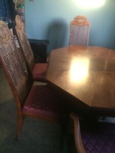 Family Wooden Dining Table