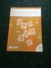EXPLORING CHEMISTRY STAWA YEAR 11 TEXT BOOK Mount Nasura Armadale Area Preview