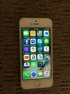 Excellent iPhone 5s 64 gig Newcastle Newcastle Area Preview