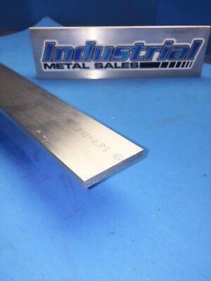 14 X 1-34 6061 T6511 Aluminum Flat Bar X 12-long-.250 X 1.750 Mill Stock