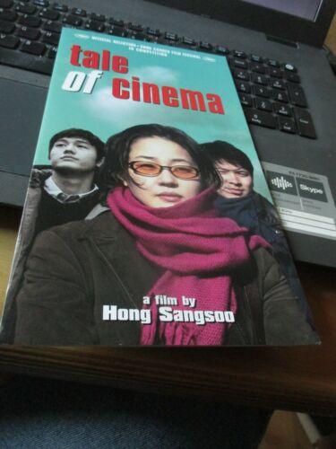 Hong Sangsoo TALE OF CINEMA Pressbook CANNES 2005