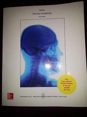 Human Anatomy 5th Edition by Kenneth S. Saladin (Global Edition)
