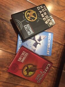 Hunger Games Trilogy in Hardcover