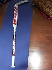 To sell: Wood goalie hockey stick