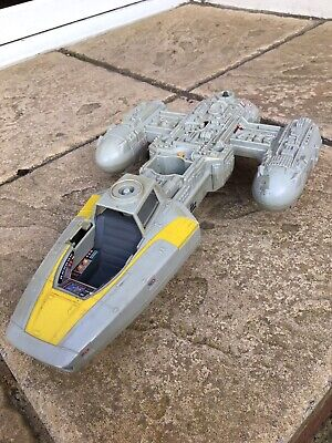 Vintage Star Wars Y-Wing Working Electrics And Rear Landing Gear (No2).