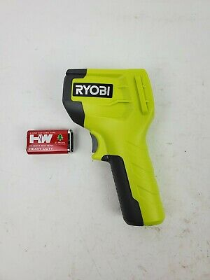 Ryobi Non Contact Infrared Thermometer Laser Guide Ir002