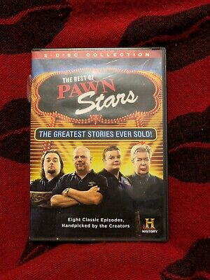 The Best of Pawn Stars: The Greatest Stories Ever Sold (DVD, 2013, 2-Disc