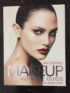 Rae Morris Makeup The Ultimate Guide coffee table fashion book