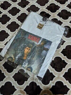 BNWT Vintage 2000s Scarface Tony Montano Al Pacino Movie T-Shirt XL