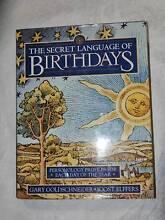 The Secret Language of Birthdays by Goldschneider & Elffers Wallaroo Copper Coast Preview