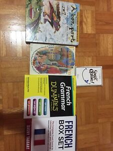 Learning French Textbook Pack