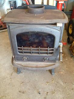 Wood Heater (small) Morangup Toodyay Area Preview