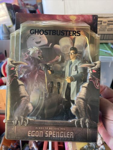 Mattel Ghostbusters Exclusive 6 Inch Action Figure Egon Spen