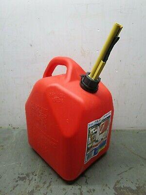 Septer 5 Gallon Gas Can Ameri-can Gott Blitz