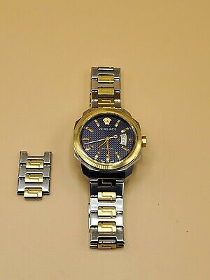 VERSACE Dylos Men´s Automatic Swiss Made Watch (MSRP $2495)