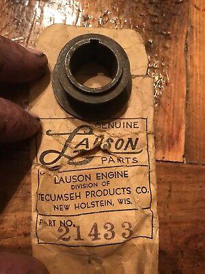 Nos Lauson Engine Pulley Part 21433 Antique Vintage Old Motor Hit Miss