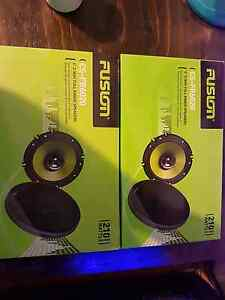 "Fusion 6"" 2 way full range speakers. Audio for car. Wetherill Park Fairfield Area Preview"