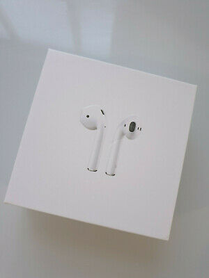 AirPods 2nd Generation with Wireless Charging Case- New & Sealed