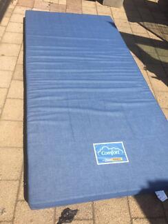 Clark Rubber 100mm Thick Single Foam Mattress