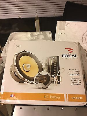 Focal 6.5 Component KRX2  K2 Power