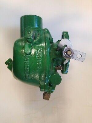 Rebuilt Marvel Schebler Tsx 13 John Deere L Hand Start Chok Tractor Carburetor