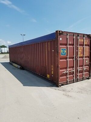 Open Top Shipping Container 40 Livonia Mi 1500 Obo