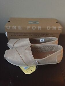 Souliers Toms NEUF / NEW Toms shoes