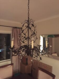 Chandelier from Union Lighting
