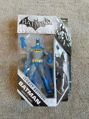 """Usado, DC Universe Legacy Edition Batman Arkham City 1970's Batsuit 6"""" Action Figure segunda mano  Embacar hacia Argentina"""