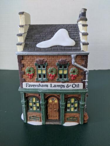 """Vintage Department 56 Dickens Village Series """"Nephew Fred"""