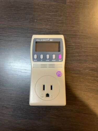 P3 International P4460 125V Electricity Usage Monitor