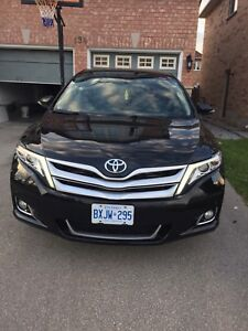 Barely used toyota venza 2014