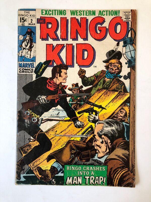 The Ringo Kid #2, Fine Condition