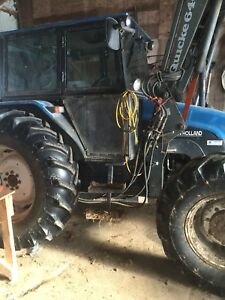 Tractor cab - custom built