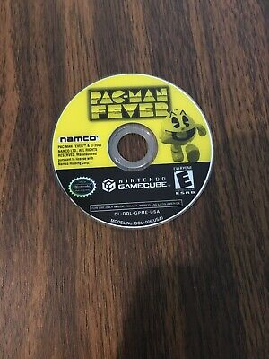 Pac-Man Fever (Nintendo GameCube, 2002) Game Only