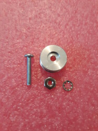 Microphone Hanging Button METAL  Universal Replacement  ALUMINUM NEW MB-1U