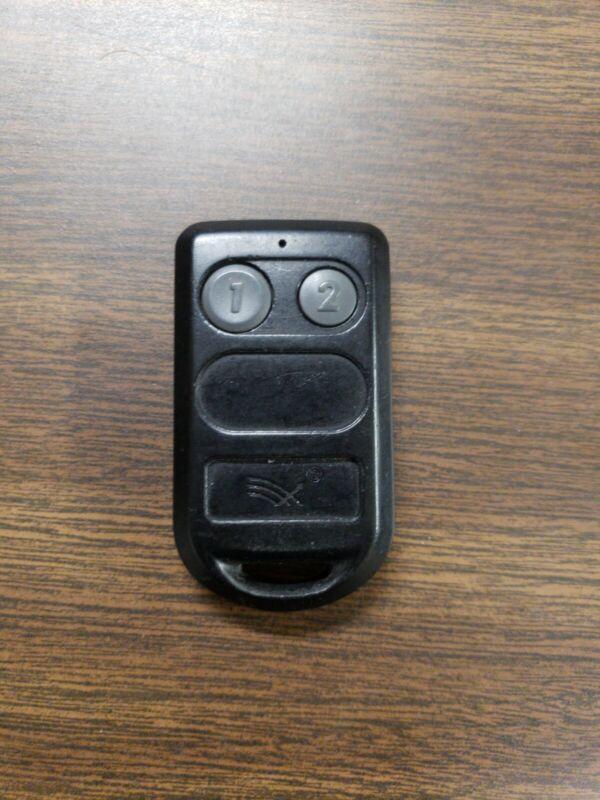 Mircom TX3-WRT-2-H Garage Door RFID Remote Control Key FOB